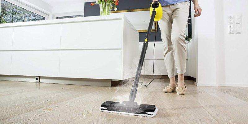 lavasciuga pavimenti a vapore